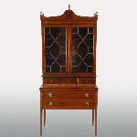 fine furniture - Armoires, Display Cabinets and Bookcases