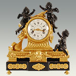 Mantel and Bracket Clocks