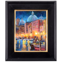 Oil Painting Sparkling Celebration Venice Italy by Betty Carr
