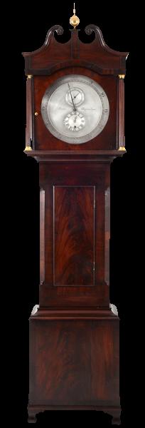 English Rare Month Long Regulator by William Harris of Chippenham